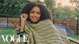 73 Questions With Yara Shahidi   Vogue