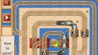 Rail Maze Labyrinth Pro Level #22 Caribbean
