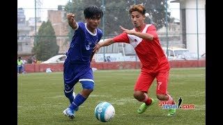 THREE STAR Vs FRIENDS CLUB | LALIT MEMORIAL U18 CUP