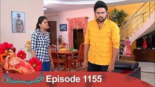 Priyamanaval Episode 1155, 27/10/18
