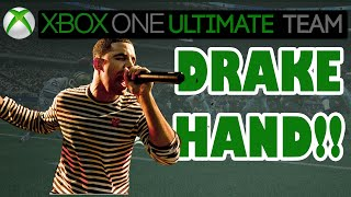 NFL -  NFL Madden 15 Ultimate Team - DRAKE HAND! | MUT 15 Gameplay
