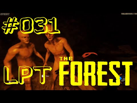 THE FOREST [HD] #031 - LPT - Die erste Höhle ★ Let's Play Together The Forest