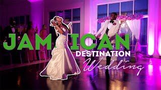 BEST 2020 Jamaican Destination Wedding 2020. Hyatt Ziva Montego Bay