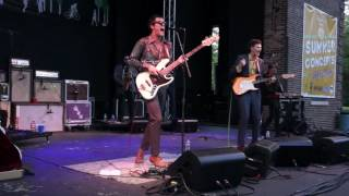 Houndmouth - Darlin live at Garfield Park 6-10-2016