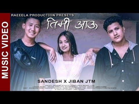Timi Aau - Sandesh X Jiban JTM Ft. Bhawana Paini | Official Nepali Song 2019