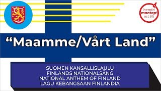 """#55: National Anthem of Finland - """"Maamme/Vårt Land"""" by Hendrimantap96"""