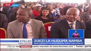 Rais Uhuru Kenyatta amezindua rasmi mpango wa huduma namba