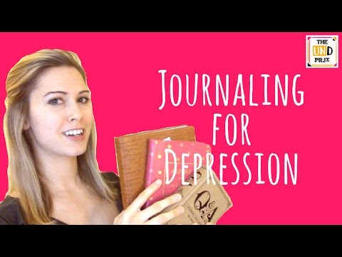 Journaling for Depression