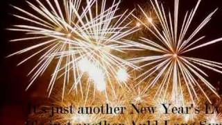 I'ts just another New Year's Eve- lyrics (Intro: We wish you Merry Christmas-piano) by Barry Manilow