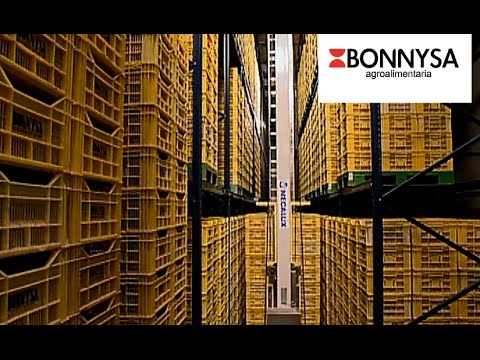 , title : 'Bonnysa, a tomato distribution & packaging plant supplied by 2 automated warehouses   Mecalux'