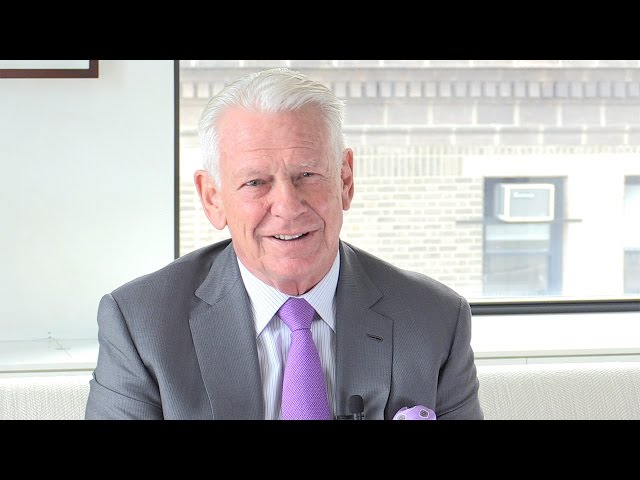Philanthropy 360º: Bill Campbell, The Campbell Family Foundation