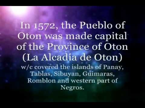 OTON : First Pueblo in Panay