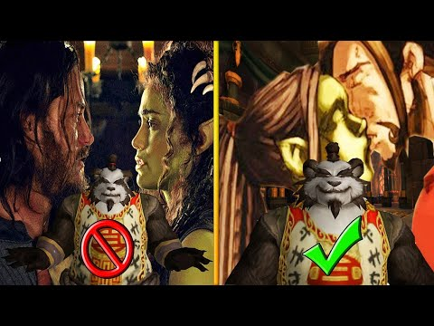 Lore Changes For the Warcraft Movie