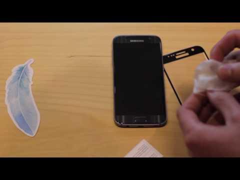 Samsung Galaxy S7 Folie Schutzfolie Panzerglas