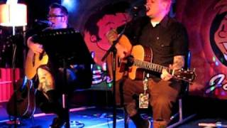 Val Kilmer - Bowling for Soup Acoustic Live in Glasgow 2010