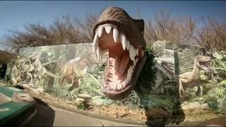Jurassic park fpv flight