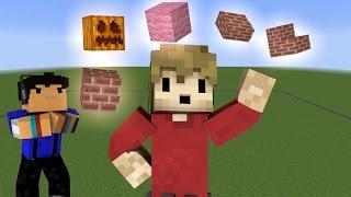 Minecraft 3 Block Challenge! /w Taurtis