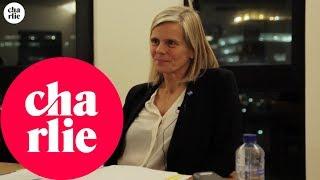 Caroline Pauwels over vrouwelijk leiderschap