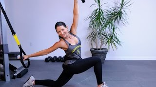 TRX Fullbody Workout #1 by shortcircuits with Marsha