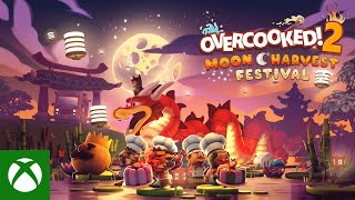 Overcooked! 2 Moon Harvest Festival – Free update out now!