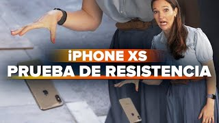 iPhone XS: ¿Cuántas caídas aguanta?