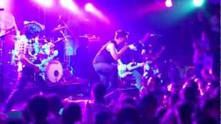 Avenged Sevenfold-Unbound (The Wild Ride) Tribute Live in Israel 2012