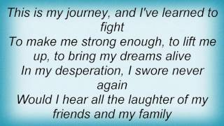 911 - The Journey Lyrics