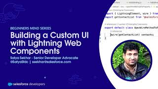 Building a Custom UI with Lightning Web Components | Salesforce Tutorial