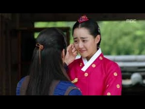Asian drama ( Korean ) - Jung Yi, Goddess of fire