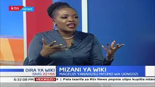 MIZANI YA WIKI: Ugatuzi katika marekebisho ya Katiba ya Kenya | DIRA YA WIKI