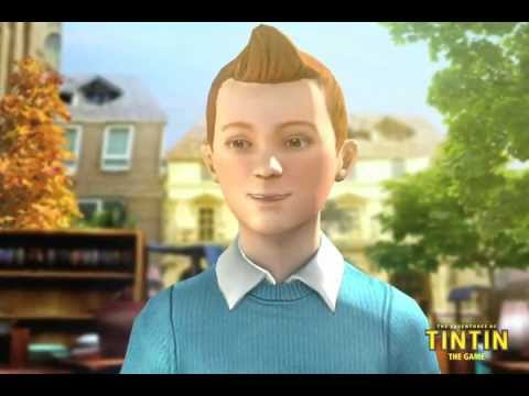 Video of The Adventures of Tintin