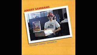 Angry Samoans - Unhinged - 1986