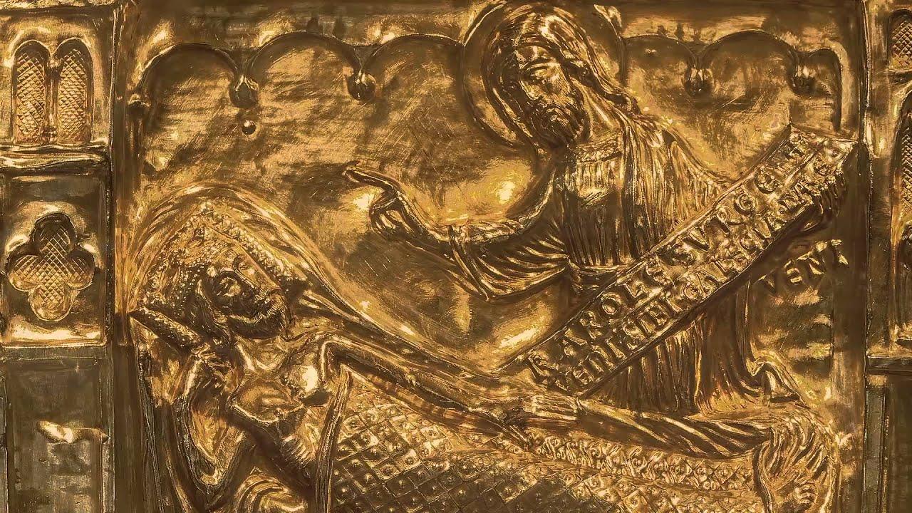 800 Jahre Karlsschrein - Karl so nah wie nie