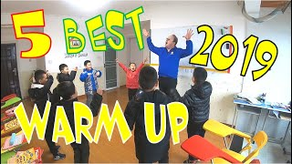 5 BEST WARM UP OF 2019 - BEST ESL WARM UP by Mike's HOME ESL | ESL Teaching Tips |