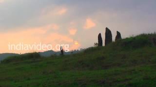 Sunset View in Meghalaya