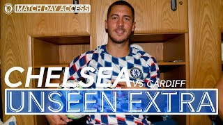 Tunnel Access: Hat-Trick Hero Hazard Helps Chelsea Win 4-1 Vs Cardiff | Chelsea Unseen Extra