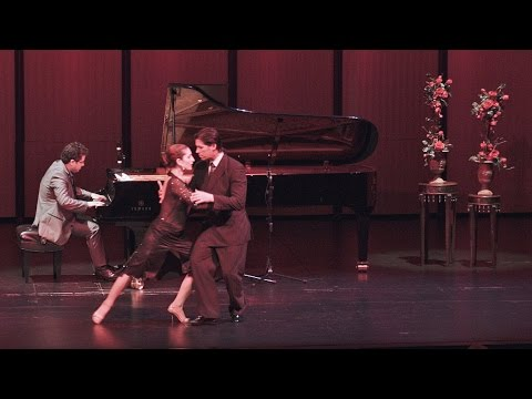 El Choclo - Tango for Three (LIVE) - Eduardo Rojas - George & Jairelbhi Furlong