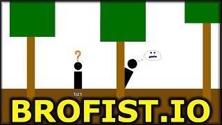 BROFIST.IO - В прятки с подписчиками