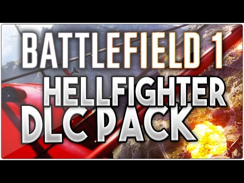 Battlefield 1 Hellfighter Pack DLC