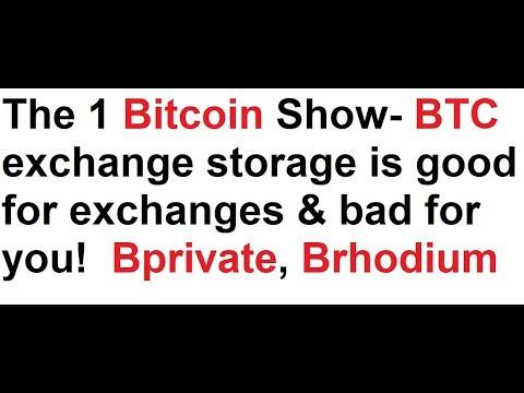 Vietinis bitcoin registravimas