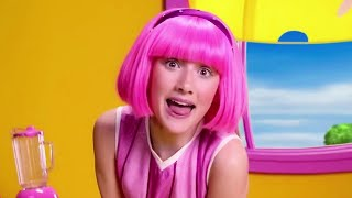 Lazy Town Stephanie Sings and Learns Colours Music Video Compilation Lazy Town Songs for Kids