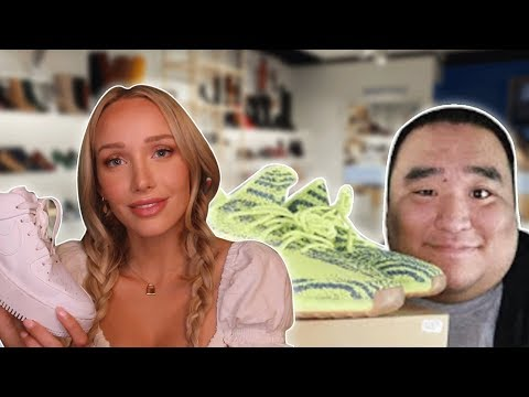 ASMR Shoe Store Roleplay with MattyTingles 👟🛍