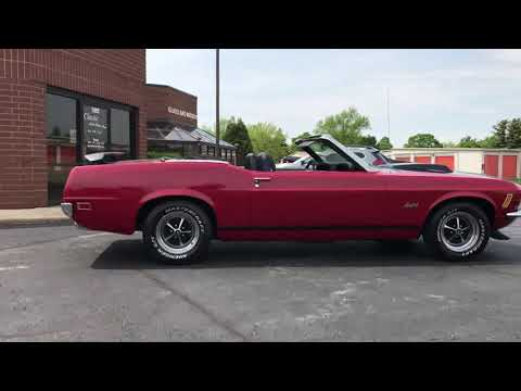 Video of '70 Mustang located in Geneva  Illinois - $22,995.00 Offered by Classic Auto Haus - NFD5