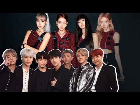 BTS ARMYs Outrage As BLACKPINK Wins Three People's Choice Awards   MEAWW