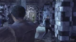 John Woo Presents Stranglehold Xbox 360 Gameplay - Dodging
