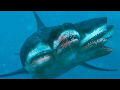 В Океане Нашли Чудище Опаснее Мегалодона в 1000 раз