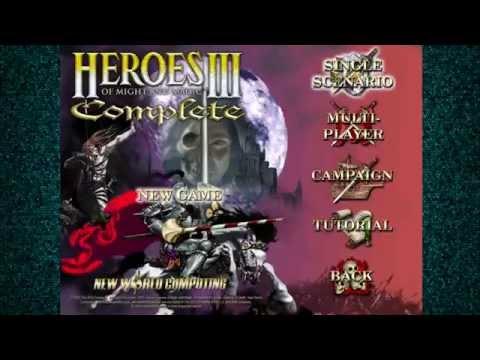 Герои меча и магии 5 вторжение прохождение видео