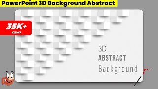 15.Create Beautiful 3D Abstract Infographic/Powerpoint Presentation/Graphic Design/Free Template