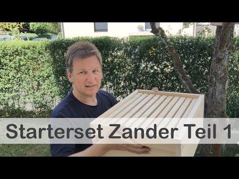 , title : 'Das Starterset für den Imker mit Zander Teil 1