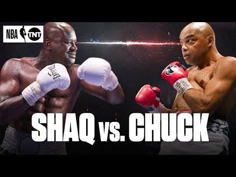 The Best of Shaq vs. Chuck - Part 1 | NBA on TNT